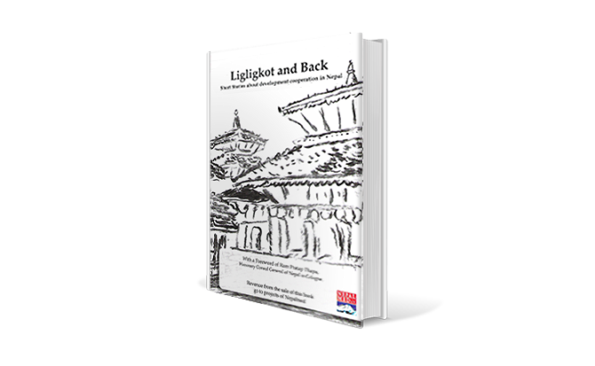book Ligligkot and back English